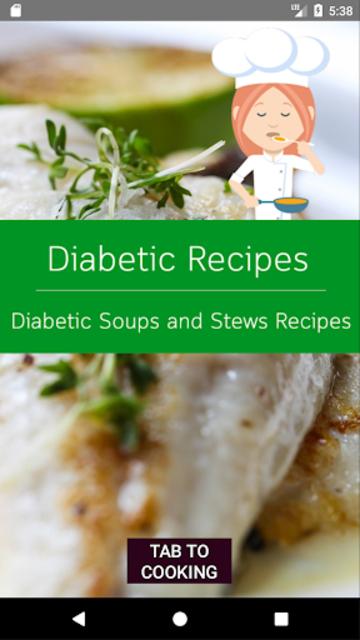 Diabetic Soups and Stews Recipes Top 10 screenshot 1