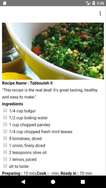 Diabetic Soups and Stews Recipes Top 10 screenshot 5