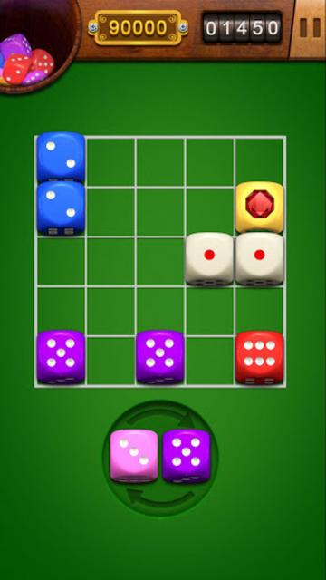 Dicedom - Merge Puzzle screenshot 1