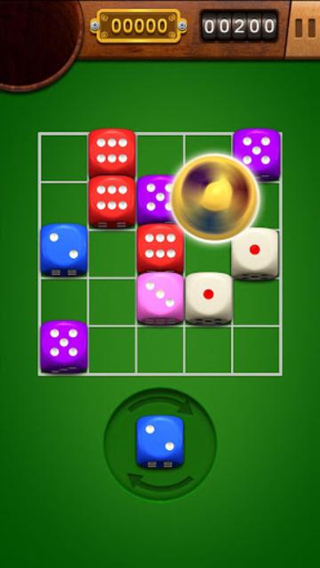 Dicedom - Merge Puzzle screenshot 2