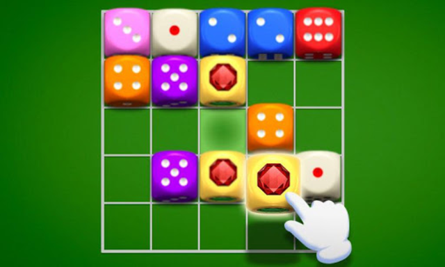 Dicedom - Merge Puzzle screenshot 17