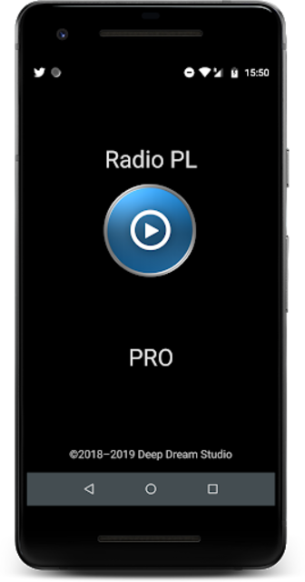 Polskie Radio Pro screenshot 1