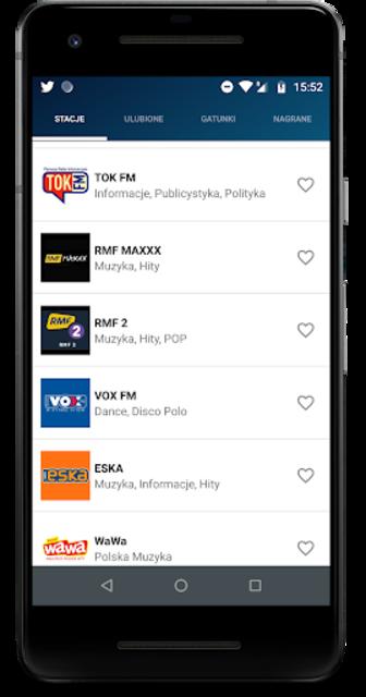 Polskie Radio Pro screenshot 2