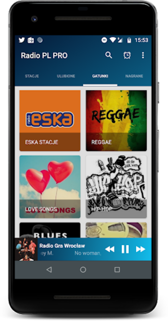 Polskie Radio Pro screenshot 4