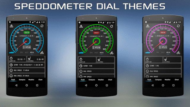 GPS Speedometer, HUD ADS Free screenshot 8