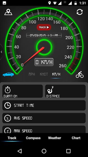 GPS Speedometer, HUD ADS Free screenshot 10