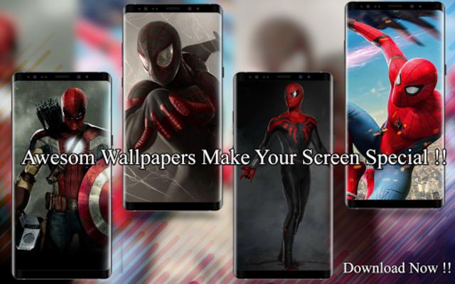 Spidy background wallpapers HD screenshot 6