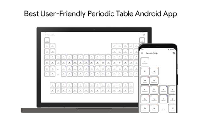 Periodic Table Elements & Symbols 2020 - Chemistry screenshot 1