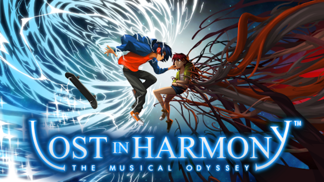 Lost in Harmony screenshot 1