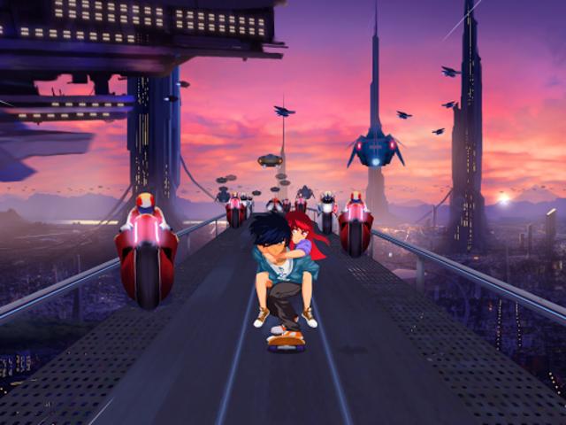 Lost in Harmony screenshot 2
