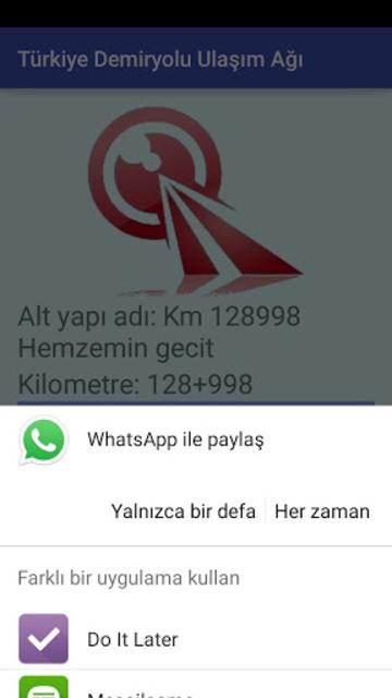 Demir-Yol screenshot 6
