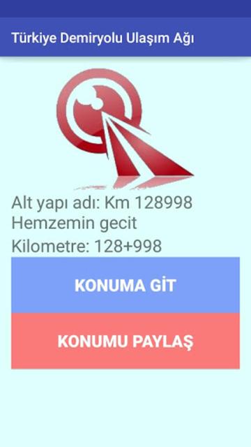 Demir-Yol screenshot 4