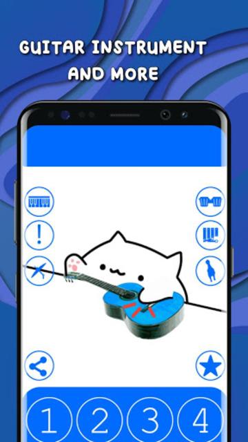 Bongo Cat Meme - Meow Musical Instruments screenshot 4
