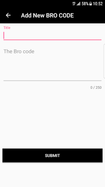THE BRO CODE Pro screenshot 4