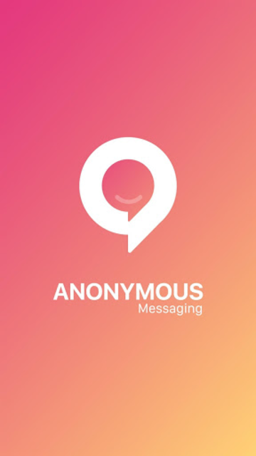 Anonymous Messaging screenshot 1