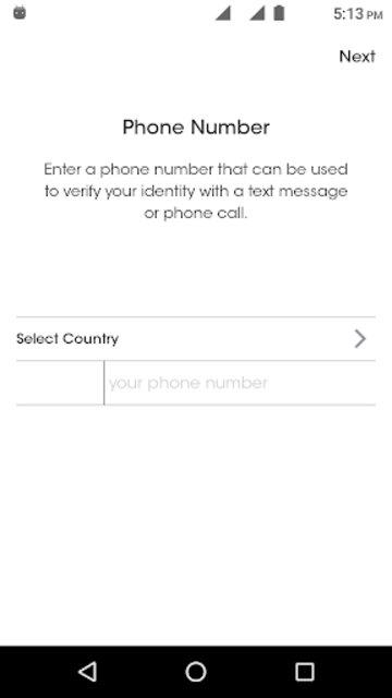 Anonymous Messaging screenshot 2