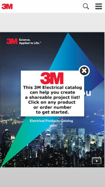 3M Electrical screenshot 1