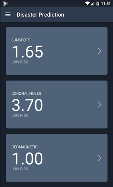 Disaster Prediction App screenshot 3