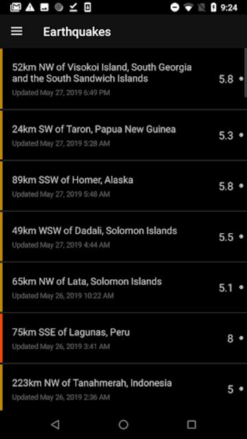 Disaster Prediction App screenshot 6