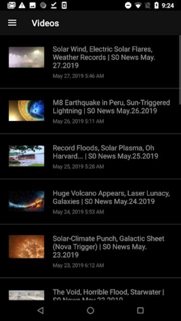 Disaster Prediction App screenshot 8