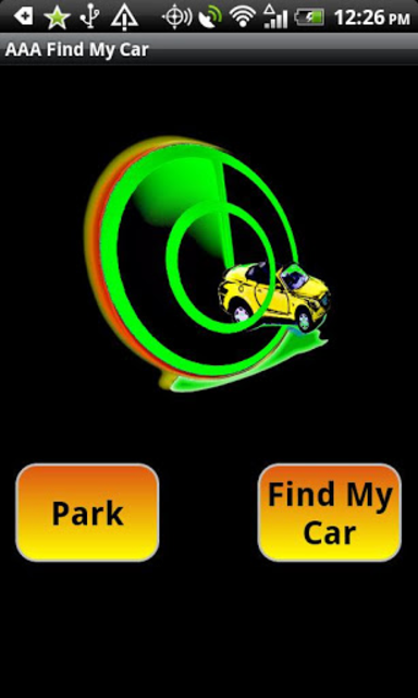 Find My Car Upgrade screenshot 1