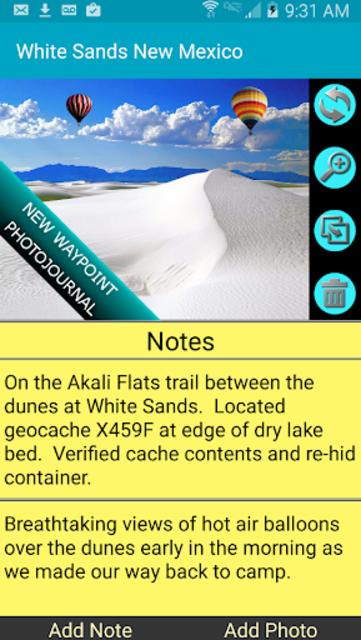 GPS Waypoints Navigator screenshot 5