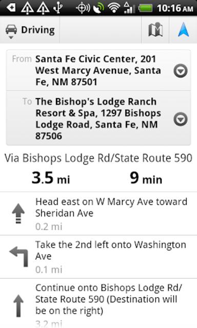 Polaris GPS Navigation screenshot 15