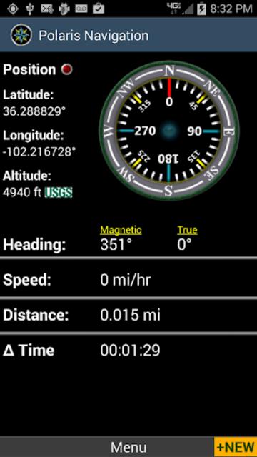 Polaris GPS Navigation: Hiking, Marine, Offroad screenshot 10