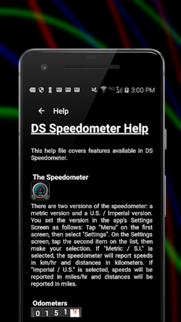 DS Speedometer & Odometer screenshot 14
