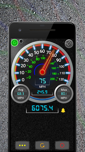 DS Speedometer & Odometer screenshot 16