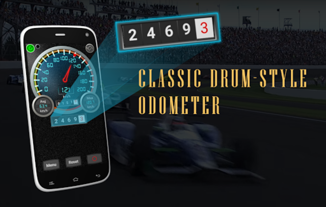 DS Speedometer & Odometer screenshot 1