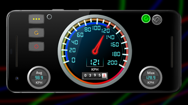 DS Speedometer & Odometer screenshot 2