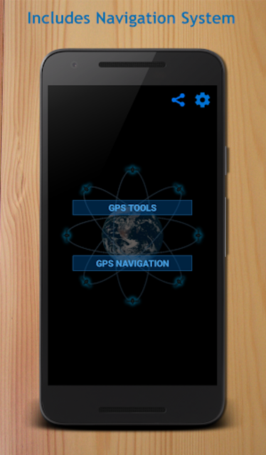 GPS Reset COM - GPS Repair, Navigation & GPS info screenshot 1