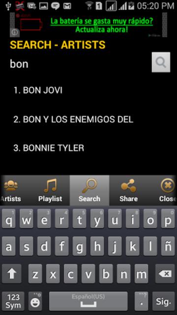 80's Songs screenshot 3