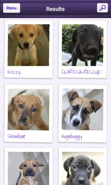 Petfinder screenshot 2