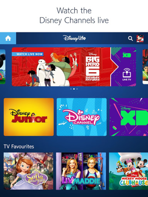 DisneyLife - Watch Movies & TV screenshot 9