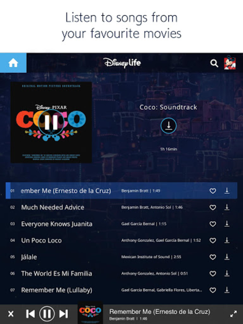 DisneyLife - Watch Movies & TV screenshot 10