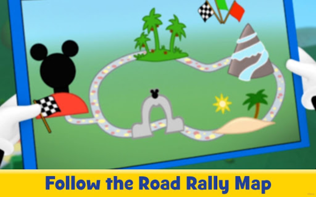 Appisodes: Road Rally screenshot 2