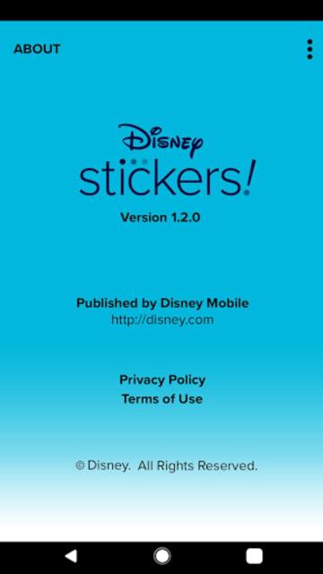 Disney Stickers: Mickey & Friends screenshot 10