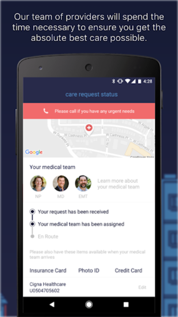 DispatchHealth screenshot 5