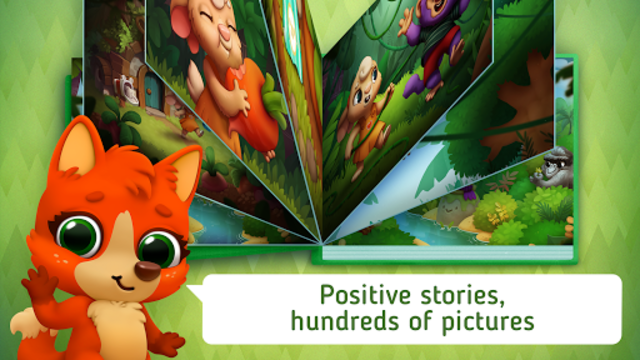 Little Stories. Read bedtime story books for kids screenshot 3