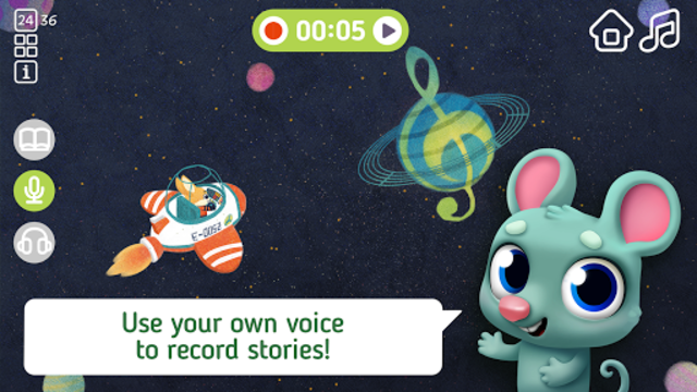 Little Stories. Read bedtime story books for kids screenshot 4