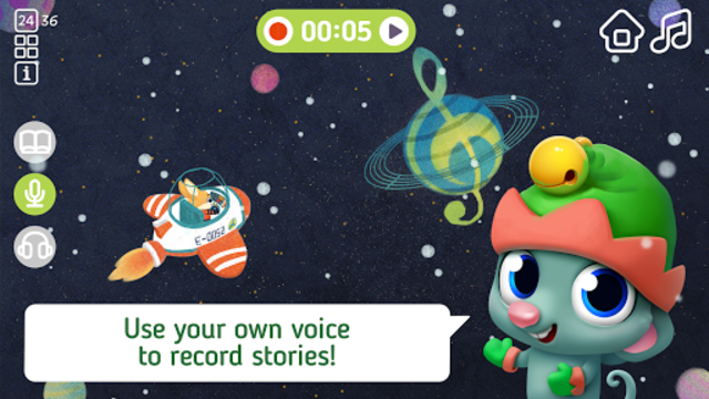 Little Stories. Read bedtime story books for kids screenshot 12