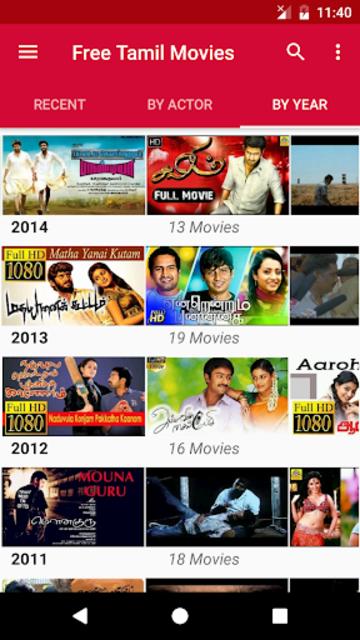 About: Free Tamil Movies (Google Play version) | Free Tamil