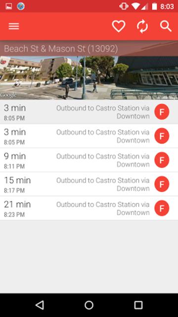 Metro San Francisco -Muni Bart screenshot 4