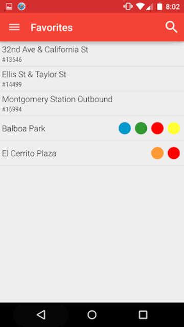 Metro San Francisco -Muni Bart screenshot 8