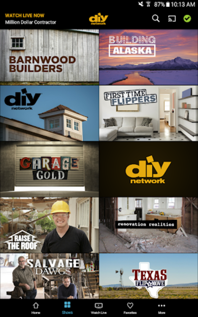 DIY Network screenshot 15