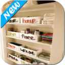Icon for DIY organizing ideas