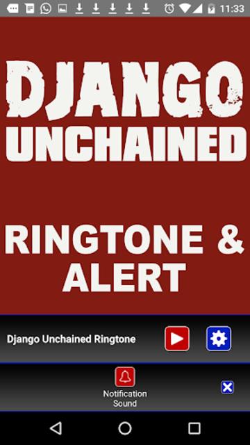 Django Unchained Ringtone screenshot 4