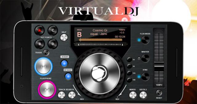 Virtual DJ Mixer 8🎛 Djing Song Mixer & Controller screenshot 1